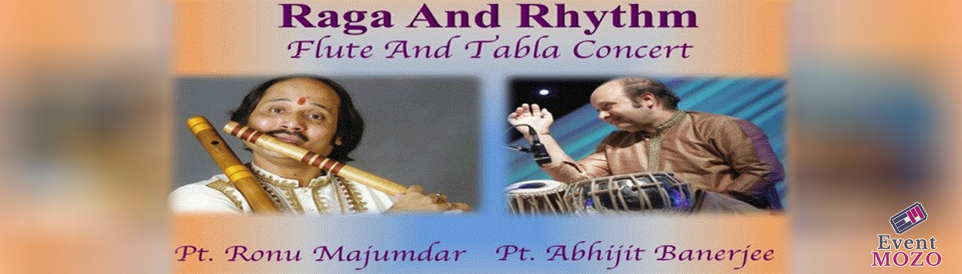 EventMozo Raga And Rhythm - Flute and Tabla Concert