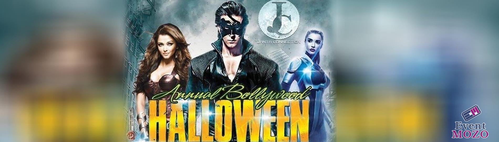 EventMozo Annual Bollywood Halloween Party San Jose
