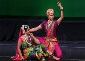 eventmozo Evening of Indian Dance