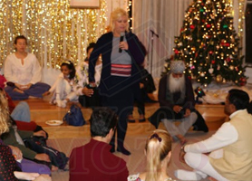 EventMozo New Year's Eve Meditation Party