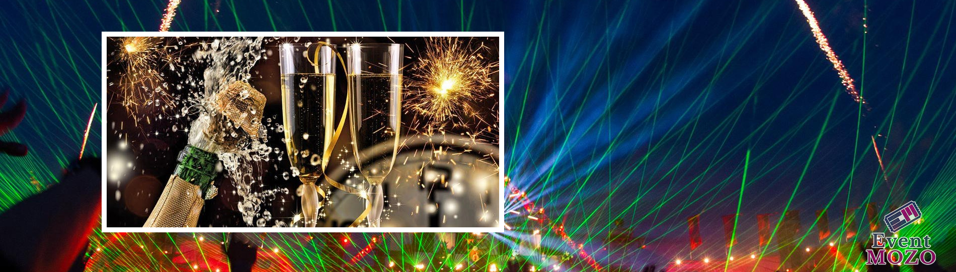 EventMozo New Year's Eve Party with Open Bar on the Waterfront!