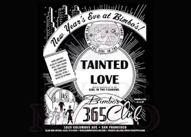 EventMozo New Year's Eve with Tainted Love