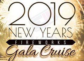 New Years Eve Fireworks Gala Cruise