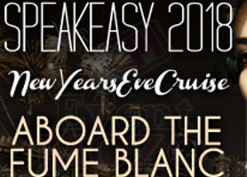 EventMozo Speakeasy New Years Eve Cruise 2019