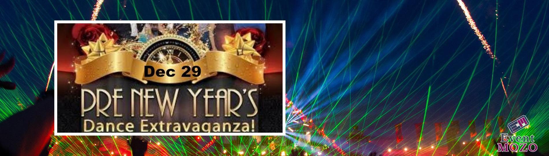 EventMozo Pre-New Years Eve Singles Dance Extravaganza