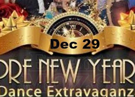 EventMozo Pre-New Years Eve Singles Dance Extravaganza
