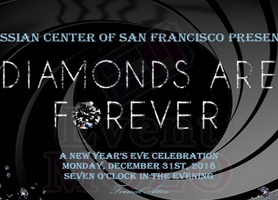 EventMozo Diamonds Are Forever - A New Year's Eve Celebration