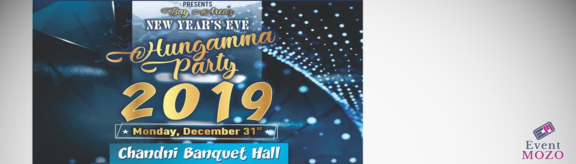 EventMozo Din Mani Presents 2018 New Year's Eve