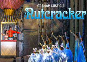creationsbox Oakland Ballet's The Nutcracker