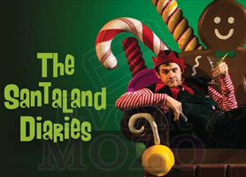 eventmozo The Santaland Diaries Hilarious 1-Man Holiday Monologue