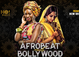 eventmozo Afrobeat Meets Bollywood Night in New Orleans