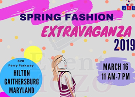 eventmozo Spring Fashion Extravaganza