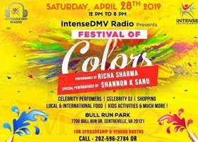creationsbox Festival Of Colors 2019 with Richa Sharma.