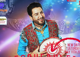 creationsbox Gurdas Maan Live Concert 2019 in San Jose (Bay Area)