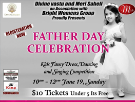 eventmozo Fathers Day Celebration: Ladies Night Out