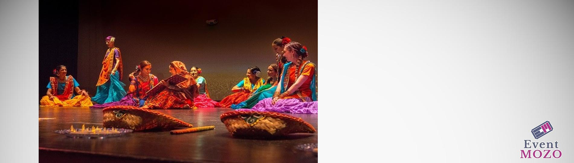 EventMozo Colors Of India Dance Production with Dholrhythms Dance Company
