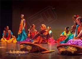 creationsbox Colors Of India Dance Production with Dholrhythms Dance Company