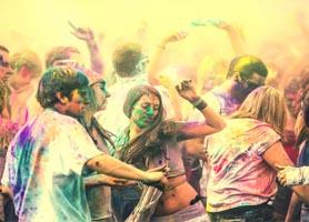 EventMozo Festival of Colors