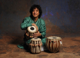 eventmozo Zakir Hussain's Masters of Percussion