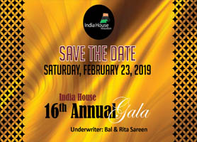 creationsbox 16th Annual India House Gala