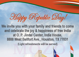 eventmozo India's 70th Republic Day Celebration at In...