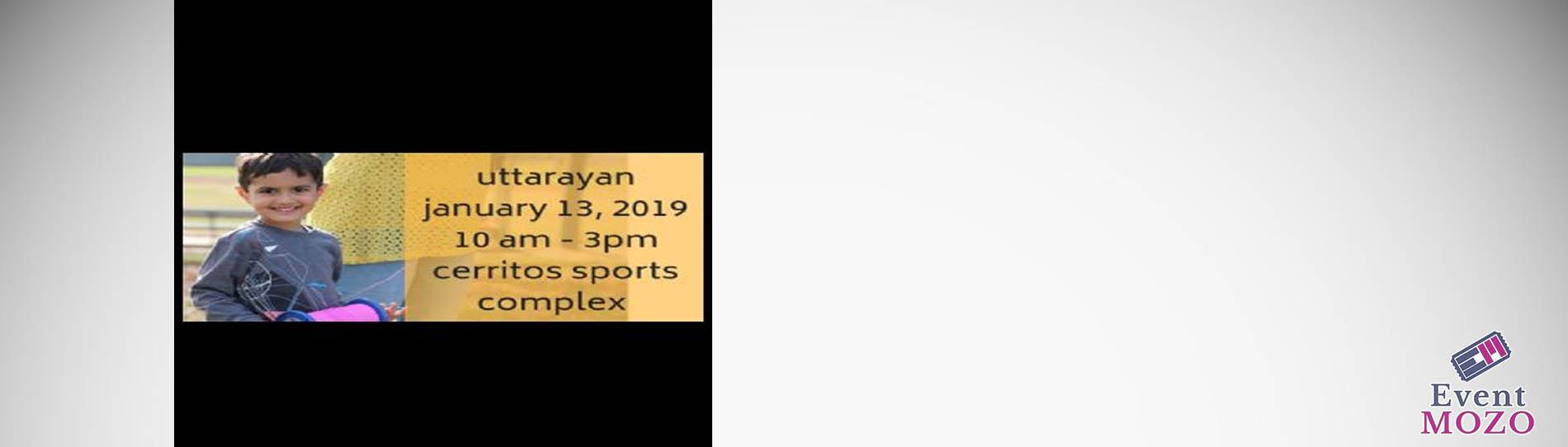 EventMozo Uttarayan 2019: Kite Flying Festival