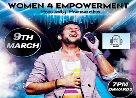 eventmozo Jeffrey Iqbal Live in Concert