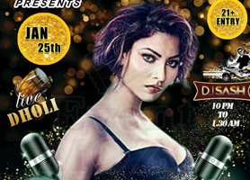 creationsbox Bollywood Mixer- DJ Sash