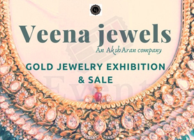 Veena jewels - Indian gold and jewelry exhibition