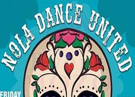 eventmozo Nola Dance United Bollywood, Latin & Afrobeats Night