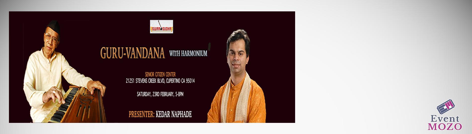 EventMozo Guru-Vandana with Harmonium