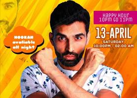 EventMozo Bollywood Club Night with DJ Dharak