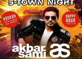 EventMozo B Town Night with DJ Akbar Sami