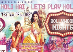 Bollywood Nights - Holi Hai