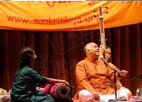 eventmozo Vidwan Vijay Siva Concert