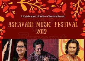 eventmozo Ashavari Music Festival 2019 - An evening with Maestros