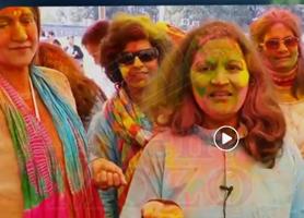 EventMozo Biggest color festival in bay area - Rana hol...