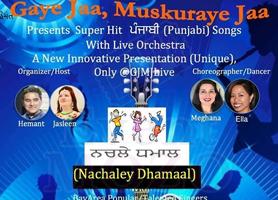 eventmozo GJMJ 2019 - Nachaley Dhamaal - Punjabi
