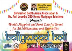 eventmozo Bollywood Holi - Festival Of Colors