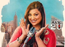 SAJDA  Richa Sharma Live In concert - Bay area