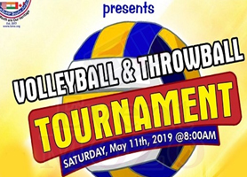 TANA Volleyball and Throwball Tournament