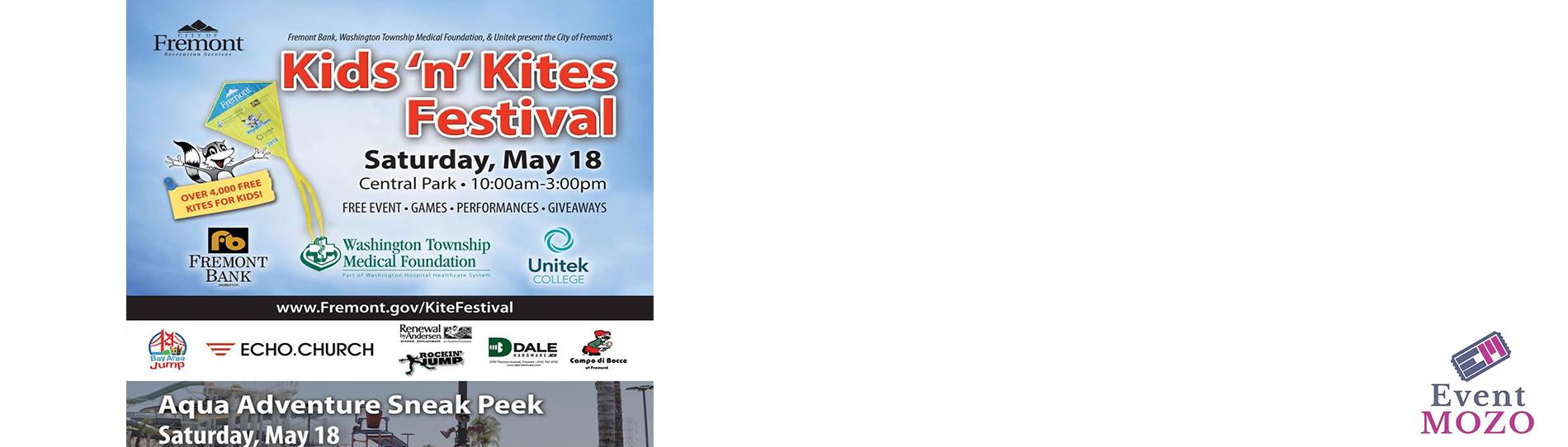 EventMozo Kids 'n' Kites Festival