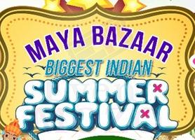 Maya Bazaar 2019 - A Magical Summer Festival