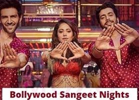 Bollywood Sangeet Nights - Desi Attire Party