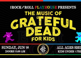 EventMozo The Music of Grateful Dead for Kids – Father's Day Celebration