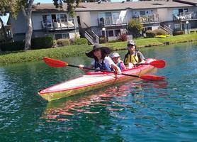 EventMozo Father's Day Kayaking Tour