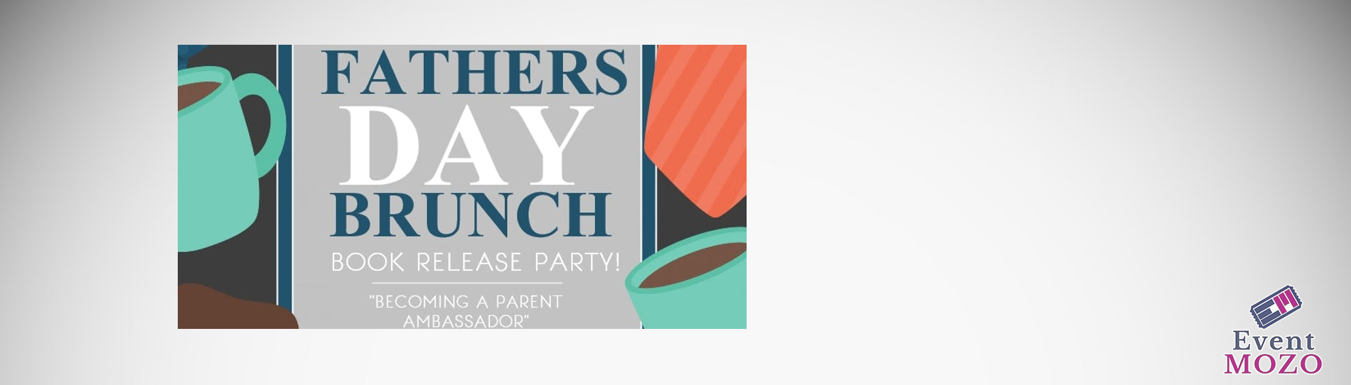 EventMozo Father's Day Brunch/Book Release Party: