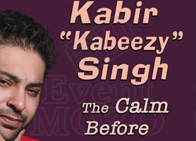 EventMozo Kabir Kabeezy Singh LIVE in Pleasanton, CA - (Relay for LIFE Charity)