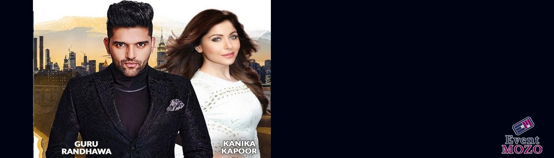 Guru Randhawa and Kanika Kapoor Live In Concert - Bay Area