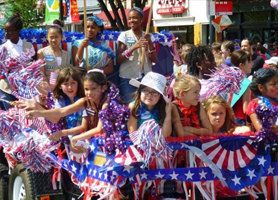 EventMozo Cupertino's 4th of July Children's Parade...